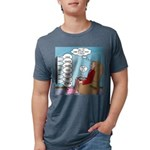 Food Commercials Mens Tri-blend T-Shirt