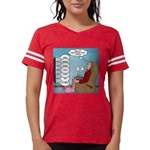Food Commercials Womens Football Shirt