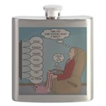 Food Commercials Flask