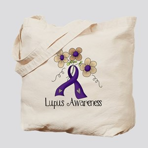 Lupus Awareness Tote Bag