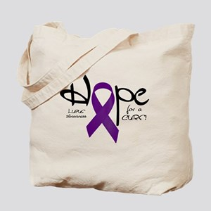Hope - Lupus Tote Bag