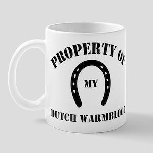 My Dutch Warmblood Mug