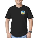 STC WDCB Men's Fitted T-Shirt (dark)