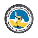 STC WDCB Wall Clock