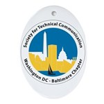 STC WDCB Oval Ornament