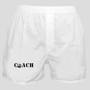 coach (soccer) Boxer Shorts