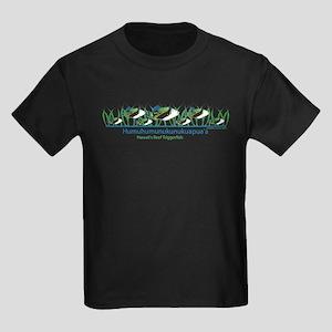 Gecko Hawaii Kids Dark T-Shirt