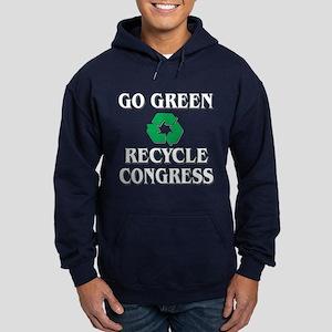 Recycle Congress - Hoodie (dark)
