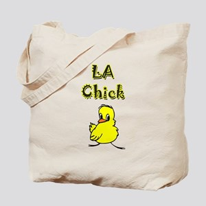 Crystal Chick Tote Bag
