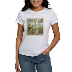 Baby Girl Birth Announcement Women's T-Shirt