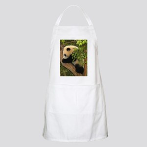 Giant Panda Baby 2 BBQ Apron