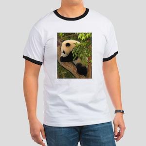 Giant Panda Baby 2 Ringer T