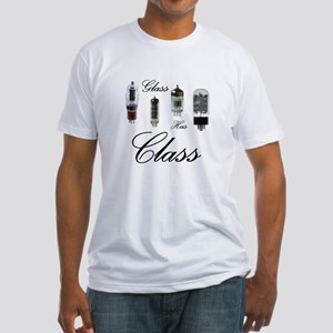 T-Shirt - Glass Has Class - Fitted