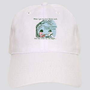 Life begins with reading Cap