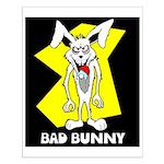 Bad Bunny Small Poster
