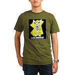 Bad Bunny Organic Men's T-Shirt (dark)