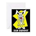 Bad Bunny Greeting Cards (Pk of 20)