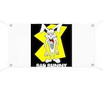 Bad Bunny Banner