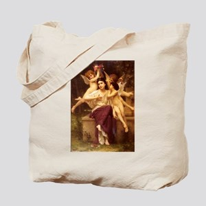 """A Promise of Spring"" Tote Bag (with a b"