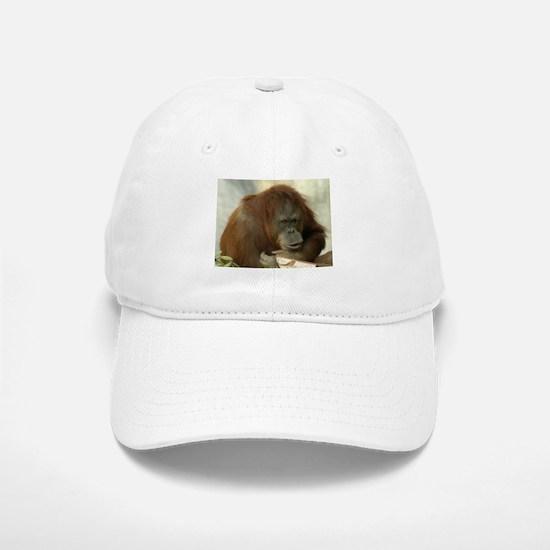 Orangutan 6 Baseball Baseball Cap