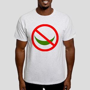 NO ISLAM! Light T-Shirt