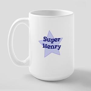Super Henry Large Mug