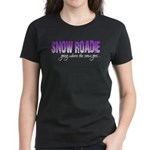 Snow Roadie Women's Dark T-Shirt