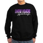 Snow Roadie Sweatshirt (dark)