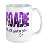 Snow Roadie Large Mug