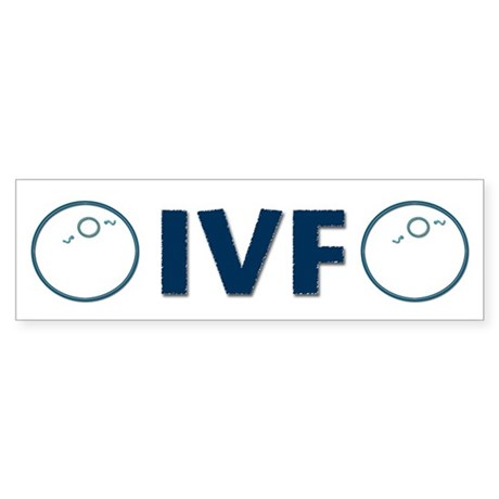 IVF Bumper Sticker