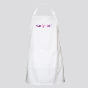 Curly Girl Apron