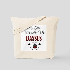 Bass Tote Bag