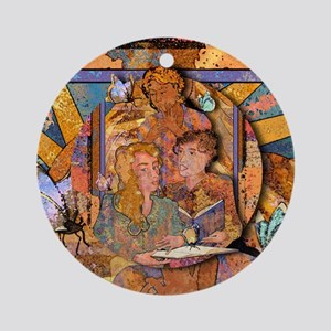 Women's Chorus Round Ornament