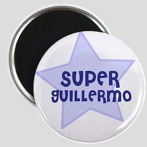 Super Guillermo Magnet