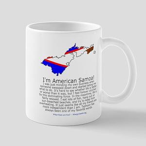 American Samoa Mug