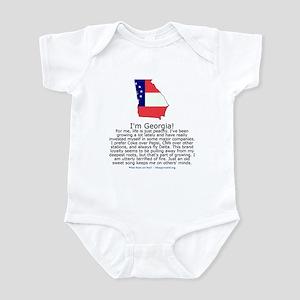 Georgia Infant Bodysuit