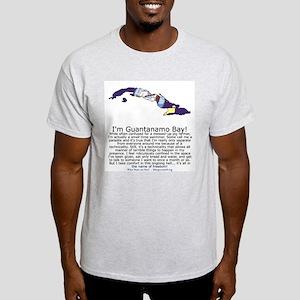 Guantanamo Bay Light T-Shirt