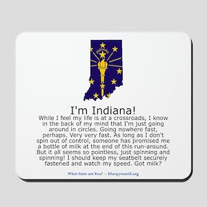 Indiana Mousepad