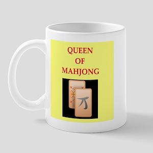 mahjong players Mug