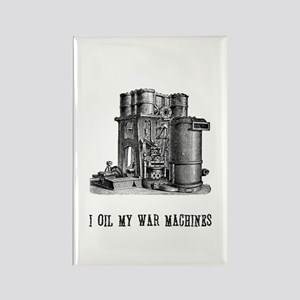 War Machines Rectangle Magnet