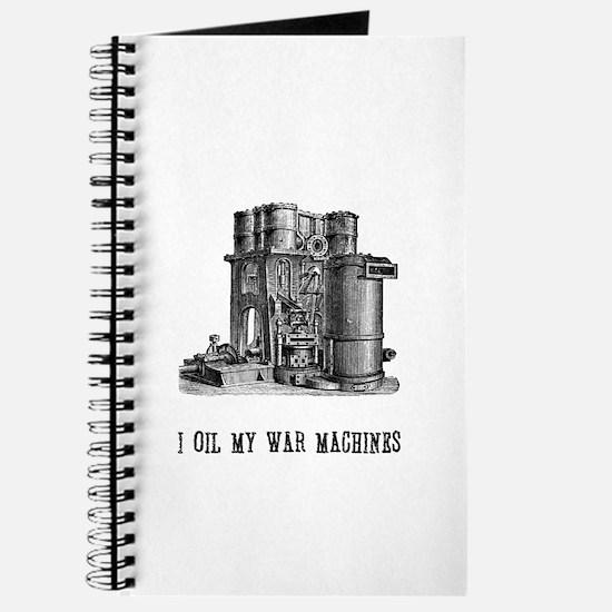 War Machines Journal