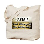 South Minneapolis Beer Drinking Team Tote Bag