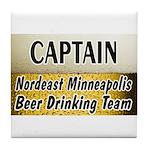 Nordeast Minneapolis Beer Drinking Team Tile Coast