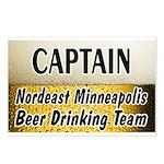 Nordeast Minneapolis Beer Drinking Team Postcards