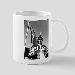 Enlightened Spartan Mugs