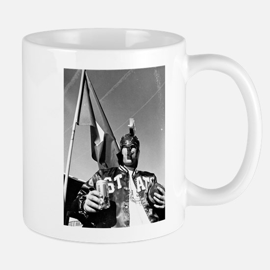 Enlightened Spartan Mugs