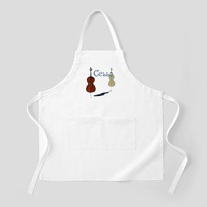 Cello BBQ Apron