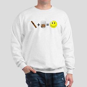Cigar & Bourbon Sweatshirt