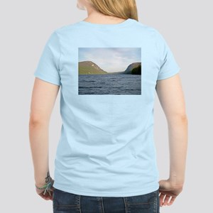 Lake Willoughby Double Dip Women's Light T-Shirt