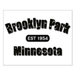 Brooklyn Park Established 1954 Small Poster
